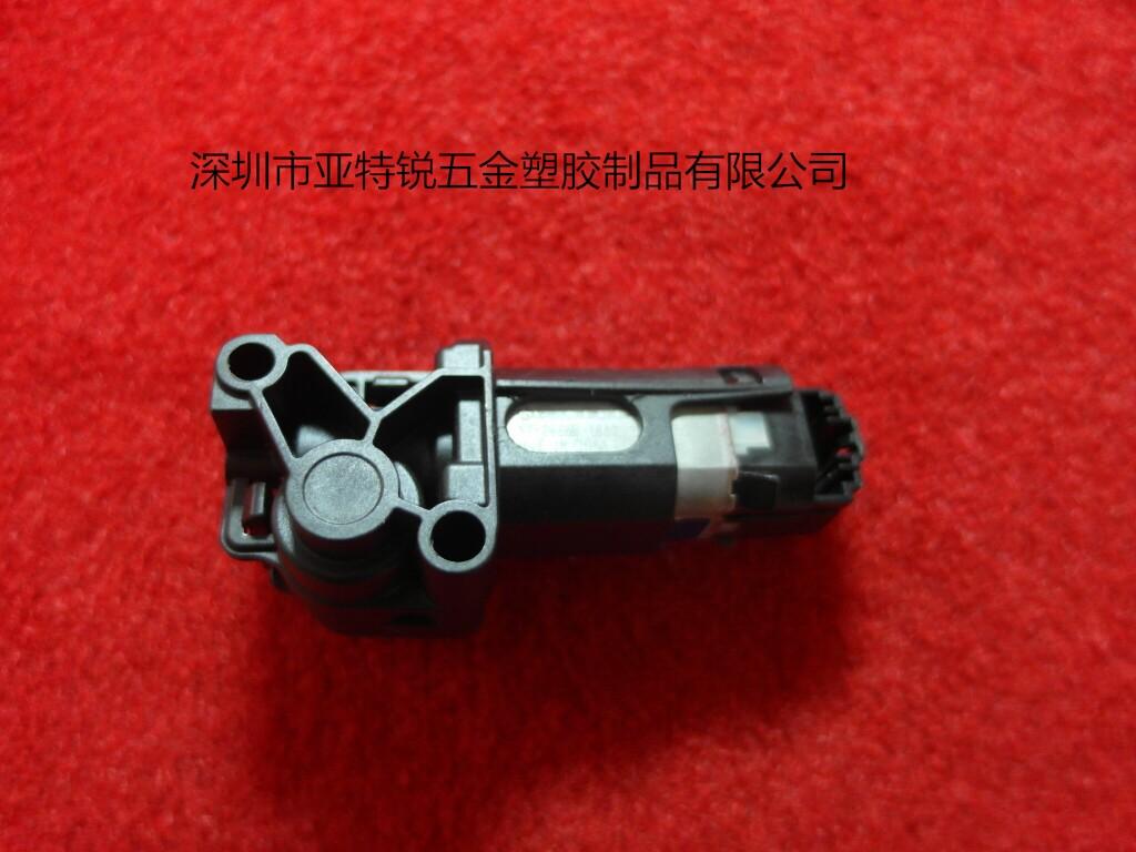 【厂家供应】汽车中控锁蜗杆 车门锁塑胶蜗杆 车锁塑料蜗轮 闭锁器蜗杆蜗轮